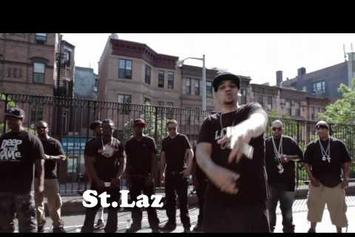 "DJ Kay Slay Feat. A-Mafia, Shoota, St. Laz, Hardluck, Cef Allah & Lucky Don ""Bang"" Video"