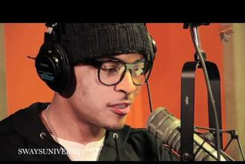 "T.I. ""Freestyle on ""Sway in the Morning"""" Video"