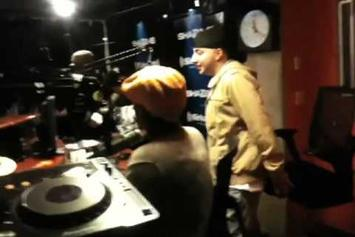 """R-Mean """"Spits a CRAZY FREESTYLE LIVE on Shade 45's Sway in the Morning"""" Video"""