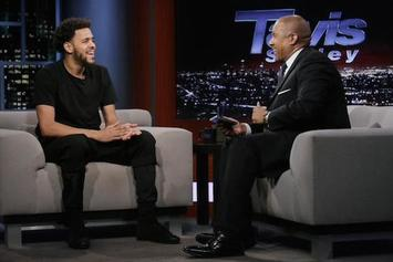 J.Cole Interview With Tavis Smiley