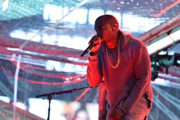 Petition Launched To Stop Kanye West From Headlining Glastonbury