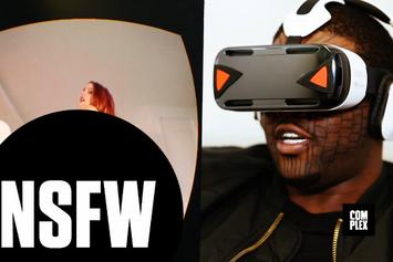 A$AP Ferg, Action Bronson & The-Dream Try Virtual Reality Porn