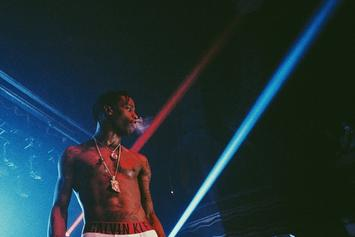 "Travi$ Scott Dissed Trey Songz On Stage, And Fans Are Not Happy About It [Update: Travi$ Says There's ""No Beef""]"