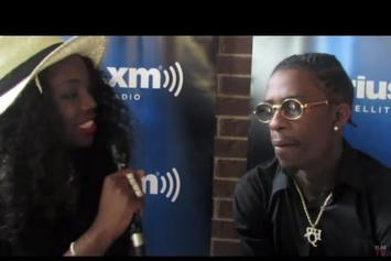 "Rich Homie Quan Talks Young Thug's ""Bitch Homie Quan"" Comment"