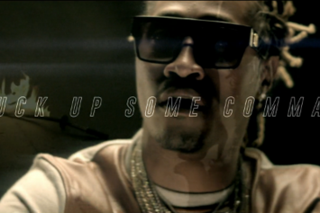 """Future """"F--k Up Some Commas"""" Video"""