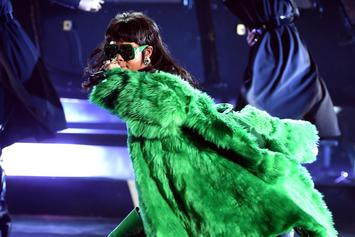 """Rihanna Crushed """"B**ch Better Have My Money"""" At The iHeartRadio Music Awards"""