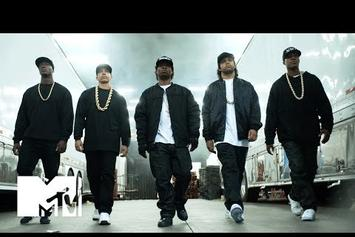 "New Trailer For N.W.A. ""Straight Outta Compton"" Biopic"