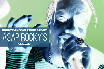 """Everything We Know About A$AP Rocky's """"A.L.L.A."""""""