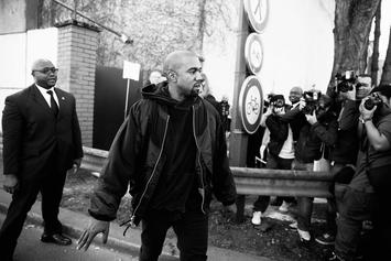 Police Shut Down Kanye West's Surprise Concert In Armenia After He Jumps Into Swan Lake
