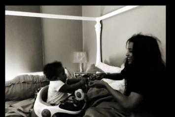 "Ciara ""I Got You"" Video"