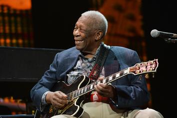 B.B. King Passes Away At Age 89