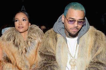 Tyson Beckford Takes Selfie With Karrueche Tran, Chris Brown Is Pissed