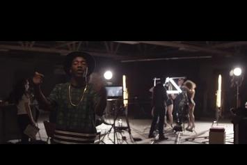 "Dizzy Wright ""False Reality"" Video"