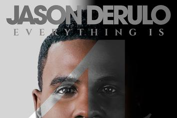 "Stream Jason Derulo's Album ""Everything Is 4"""