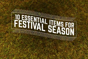10 Essential Items For Festival Season