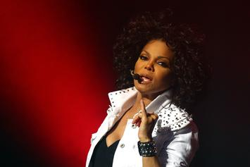 "Janet Jackson Announces ""Unbreakable World Tour"""
