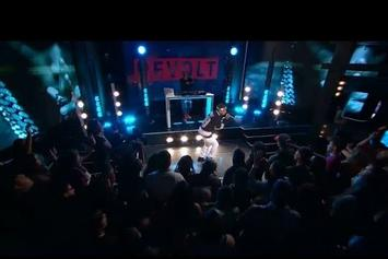 """Kid Ink Performs """"Be Real"""" On Revolt TV"""