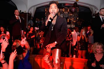 """Watch Miguel Perform """"Coffee"""" On BBC Live Lounge"""