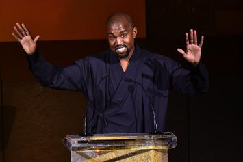 """Kanye West Sent Beck Flowers After His GRAMMYs """"Respect Artistry"""" Rant"""