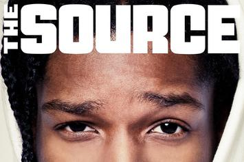 ASAP Rocky Covers The Source