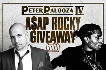 Ticket Giveaway: Win Tickets To PeterPalooza Featuring A$AP Rocky & Vic Mensa