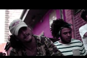 "Two Fresh Feat. Towkio, Joey Purp ""Gettin Throwed"" Video"