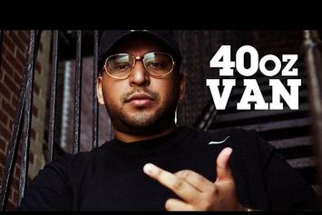 40 Oz Van Discusses 40 Oz Bounce Origins, Life Philosophy, & Future Moves