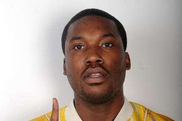 "Meek Mill Apologizes To Nicki Minaj For ""Going Crazy On Twitter"""