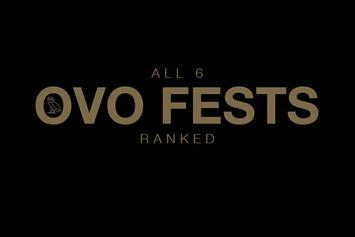 All 6 OVO Fests, Ranked