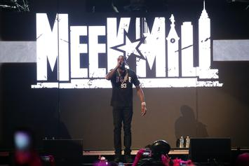 Meek Mill Disses Drake In Charlotte, NC