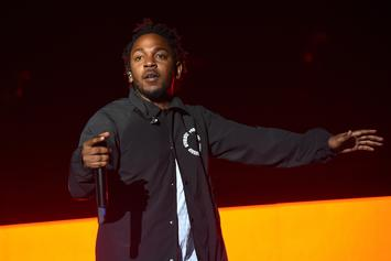 "Kendrick Lamar To Be First Musical Guest On ""The Late Show With Stephen Colbert"""