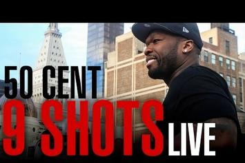 50 Cent Debuts New Song Live In NYC