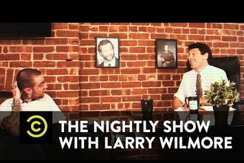 "Mac Miller Guests In ""Whitely Show"" Comedy Sketch"