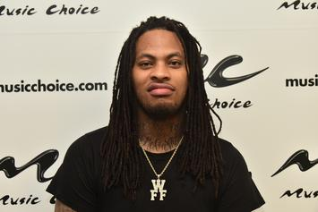 "Police Interrupted Waka Flocka Flame's ""Workin"" Video Shoot"