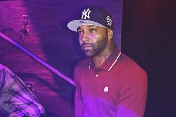 "Joe Budden Reveals Album Cover & Tracklist For ""All Love Lost"""