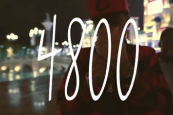 """Chevy Woods """"4800"""" Video"""