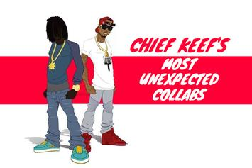 Chief Keef's Most Unexpected Collaborations