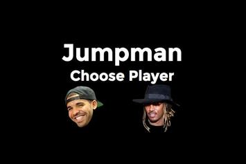 "Drake And Future's ""Jumpman"" Is Now A Super-Addictive Video Game"