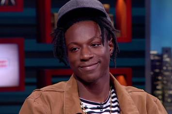 Joey Bada$$ Discusses Young Black Voter Issues On The Nightly Show