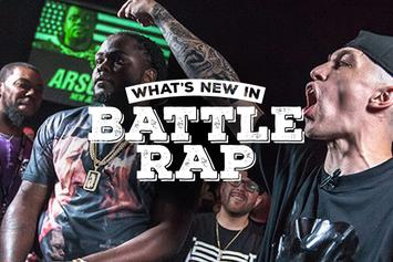 What's New In Battle Rap (October 16)