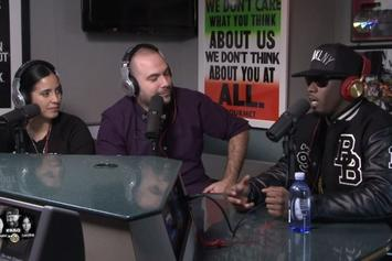 "Diddy Talks ""MMM,"" US Government, & More On Hot 97"