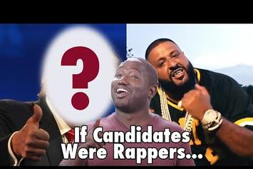 Hannibal Buress Compares Presidential Candidates To Rappers