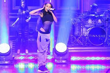 "Tinashe Performs ""Player"" On Jimmy Fallon"