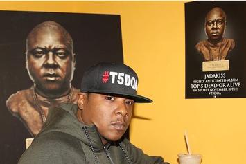 """First Week Sales For Jadakiss' """"Top 5 Dead Or Alive"""""""