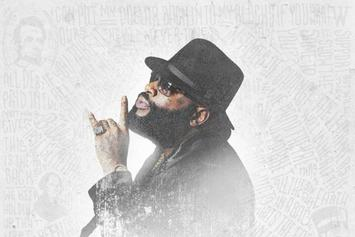 "Listen To Rick Ross' New Album ""Black Market"""