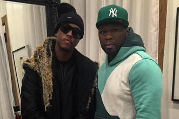 """50 Cent: """"What Def Jam Has Done To Jeremih Is So Foul"""""""