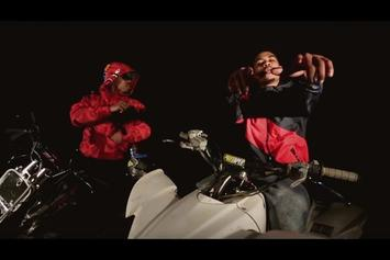 "Show Banga Feat. Kool John, Lil June ""On Fire"" Video"
