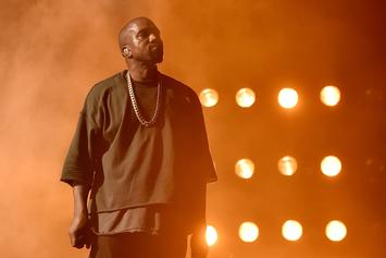 """Kanye West Announces Release Date For """"Swish"""""""
