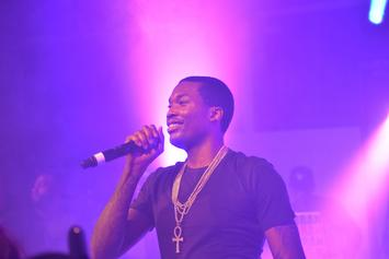 Meek Mill Asks 50 Cent To Match His $50k Water Donation To Flint, Michigan