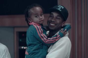 "Tyga ""I $mile, I Cry"" Video"